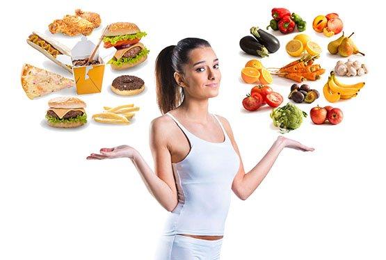 Похудеть на 5-7 кг за месяц не отказывая себе в еде!